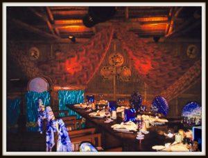 Bamboo Lagoon Dinner