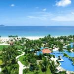 Resort, spa, luxury, hotel, china, sanya, hainan